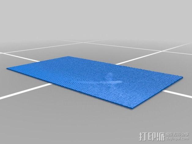 光刻 猫头鹰 3D模型  图8