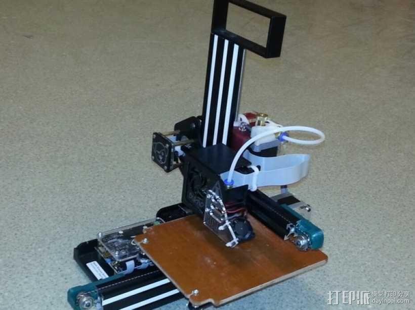 Bukito Idler滑轮托架 3D模型  图5