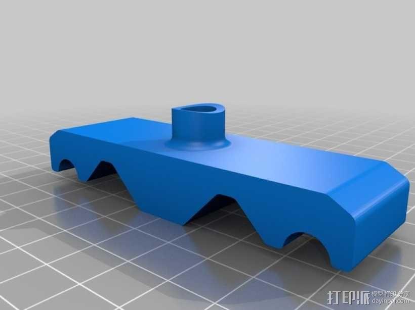 Replicator 2校平器 3D模型  图2