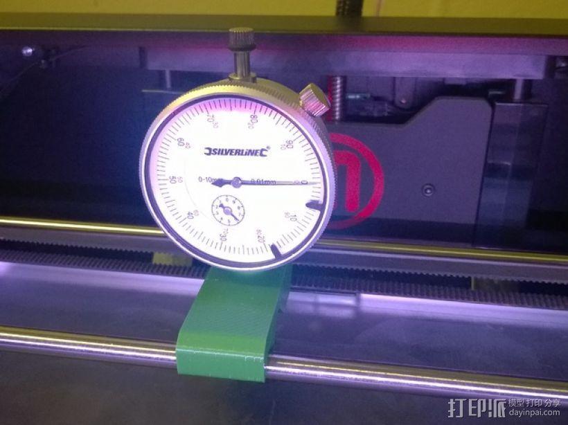 Replicator 2校平器 3D模型  图1