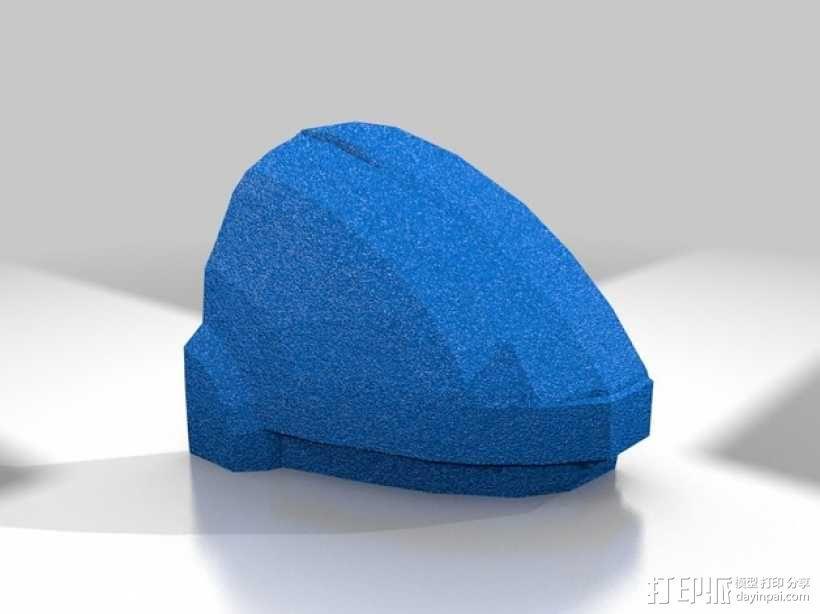 光晕头盔 3D模型  图7