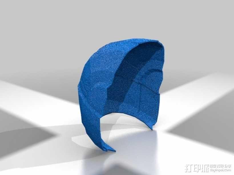 光晕头盔 3D模型  图11