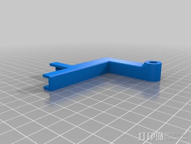 相机座  3D模型  图2