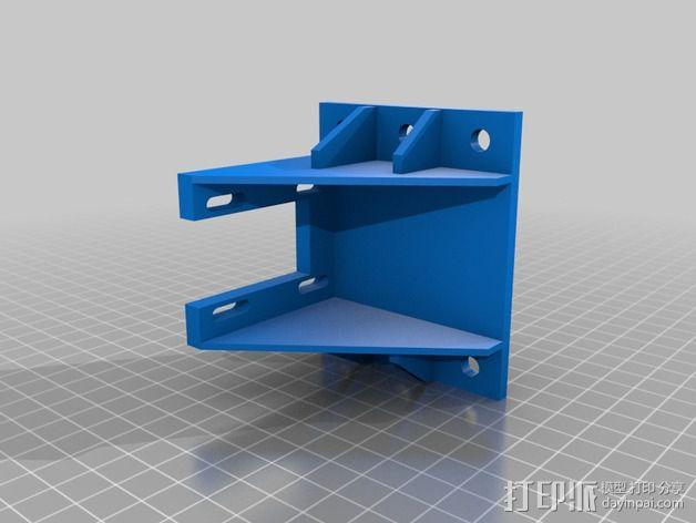 Uncia DLP 3D打印机硬件零件 3D模型  图7