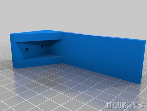 Uncia DLP 3D打印机硬件零件 3D模型  图10
