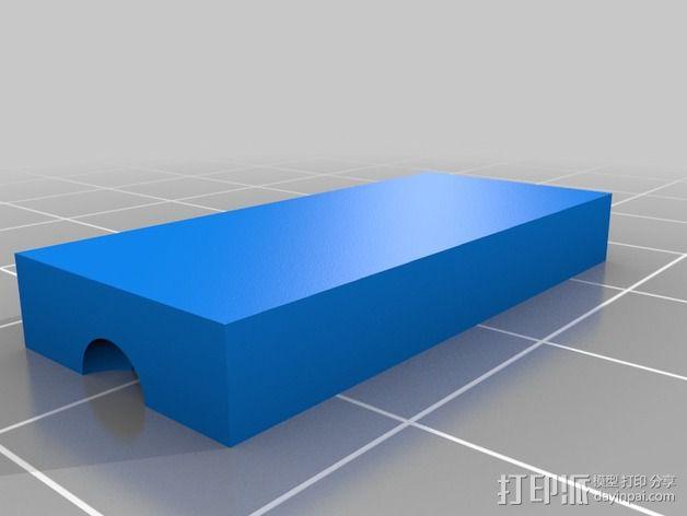 Uncia DLP 3D打印机硬件零件 3D模型  图11