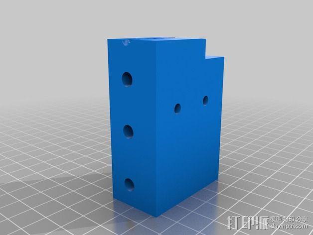 Uncia DLP 3D打印机硬件零件 3D模型  图12