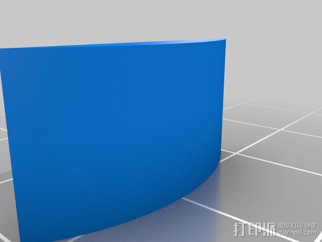 皮带张紧器 3D模型  图4