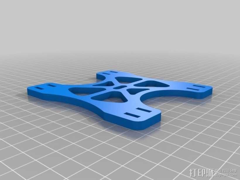 卷线架 3D模型  图3