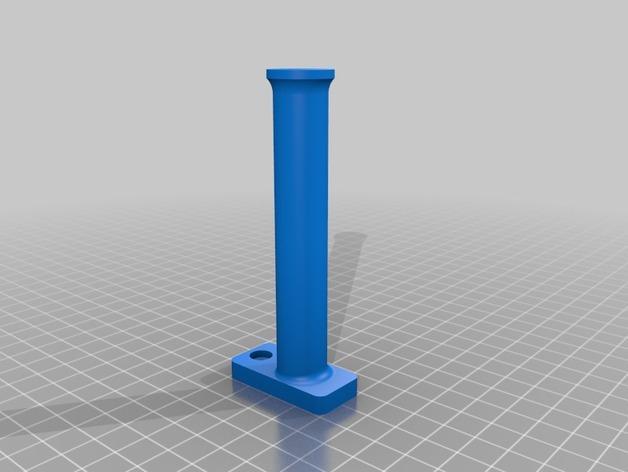 RigidBot 线轴架 3D模型  图4