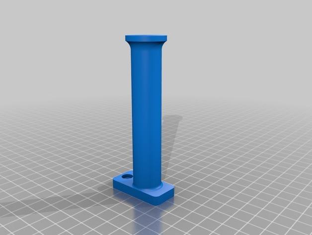 RigidBot 线轴架 3D模型  图5