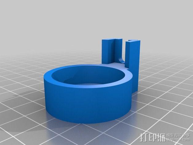 K8200 / 3Drag 打印机Y轴部件 3D模型  图2