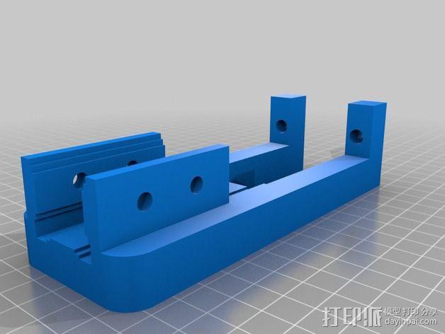 K8200 / 3Drag 打印机Y轴部件 3D模型  图4