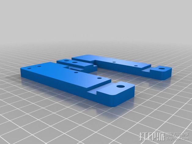 K8200 / 3Drag 打印机Y轴部件 3D模型  图5