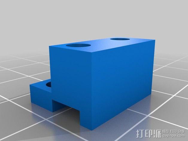 K8200 / 3Drag 打印机Y轴部件 3D模型  图7