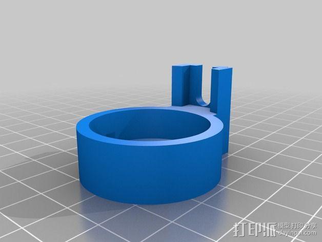 K8200 / 3Drag 打印机Y轴部件 3D模型  图6