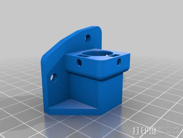 K8200 / 3Drag 打印机Y轴部件 3D模型  图8