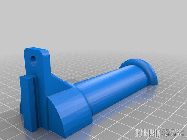 K8200 / 3Drag 打印机Y轴部件 3D模型  图9