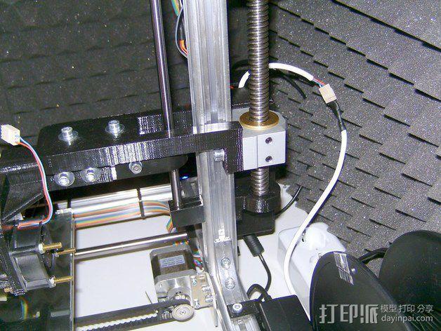 K8200 / 3Drag 打印机Y轴部件 3D模型  图10