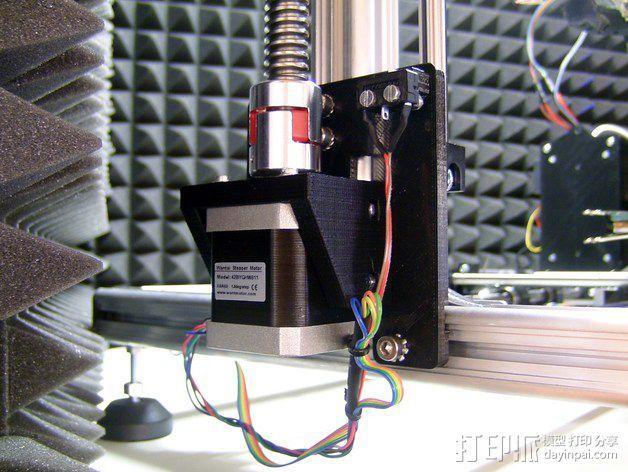 K8200 / 3Drag 打印机Y轴部件 3D模型  图13