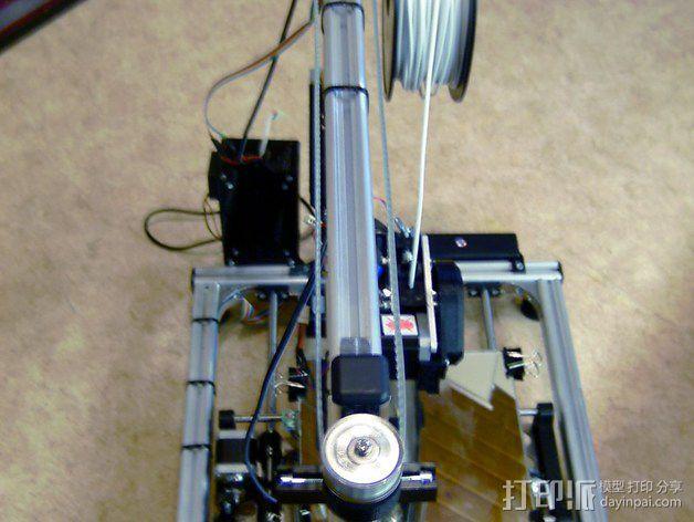 K8200 / 3Drag 打印机Y轴部件 3D模型  图17