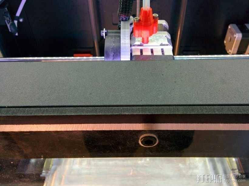 线轴架 组合式导线器 3D模型  图14