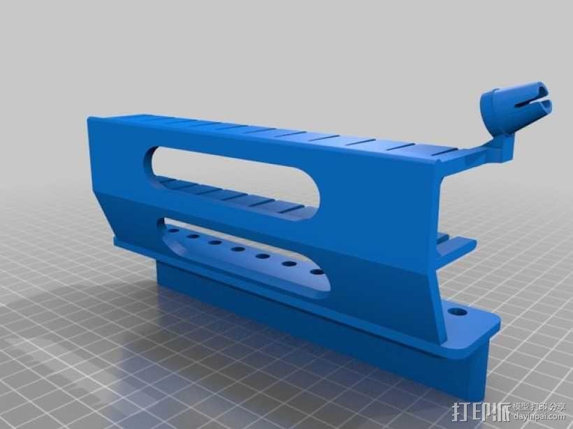 线轴架 组合式导线器 3D模型  图19