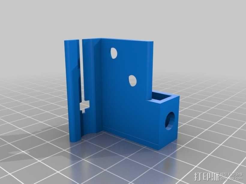线轴架 组合式导线器 3D模型  图22