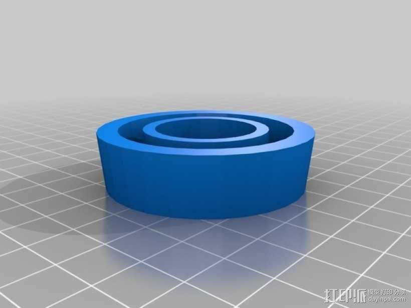 线轴架 组合式导线器 3D模型  图24