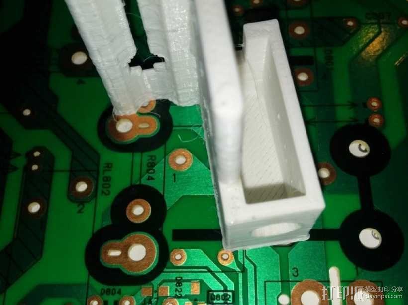 线轴架 组合式导线器 3D模型  图23