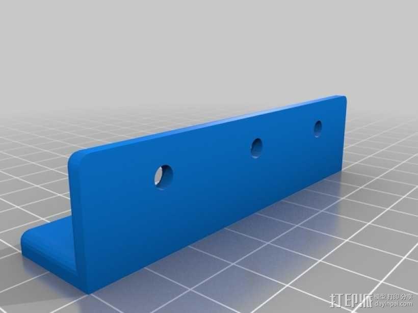 线轴架 组合式导线器 3D模型  图28