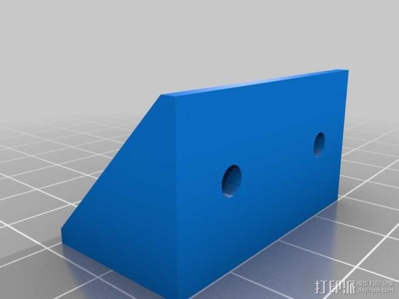 线轴架 组合式导线器 3D模型  图27