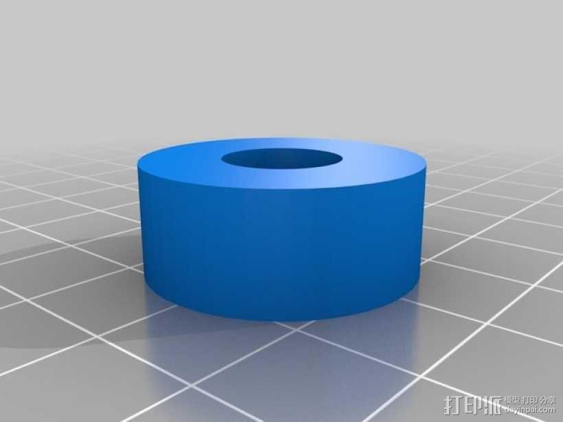 线轴架 组合式导线器 3D模型  图25