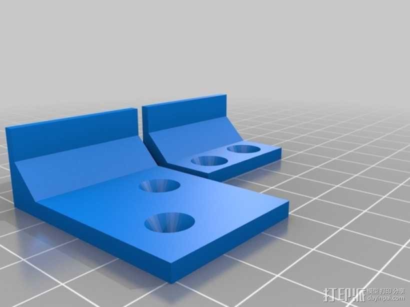 线轴架 组合式导线器 3D模型  图29
