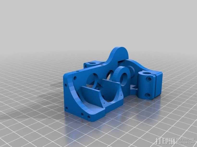 No Sag打印机 3D模型  图4