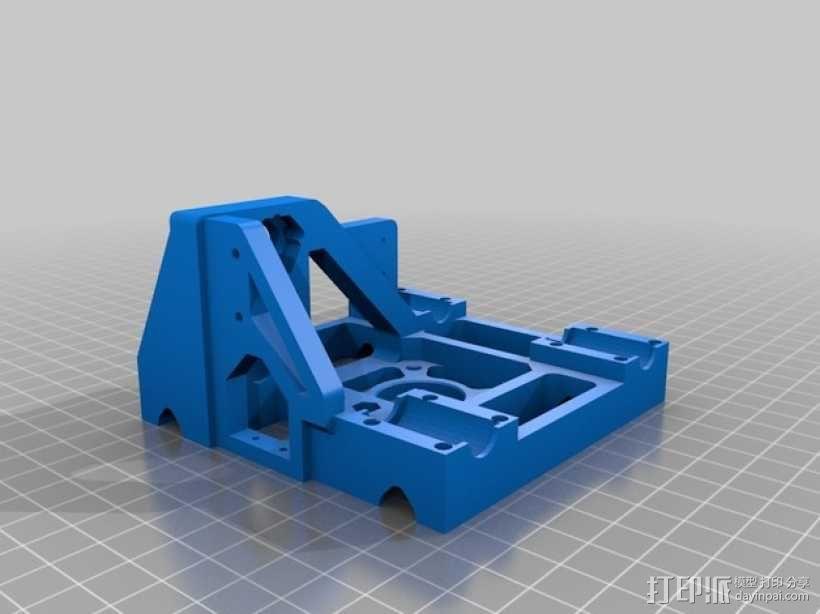 No Sag打印机 3D模型  图7