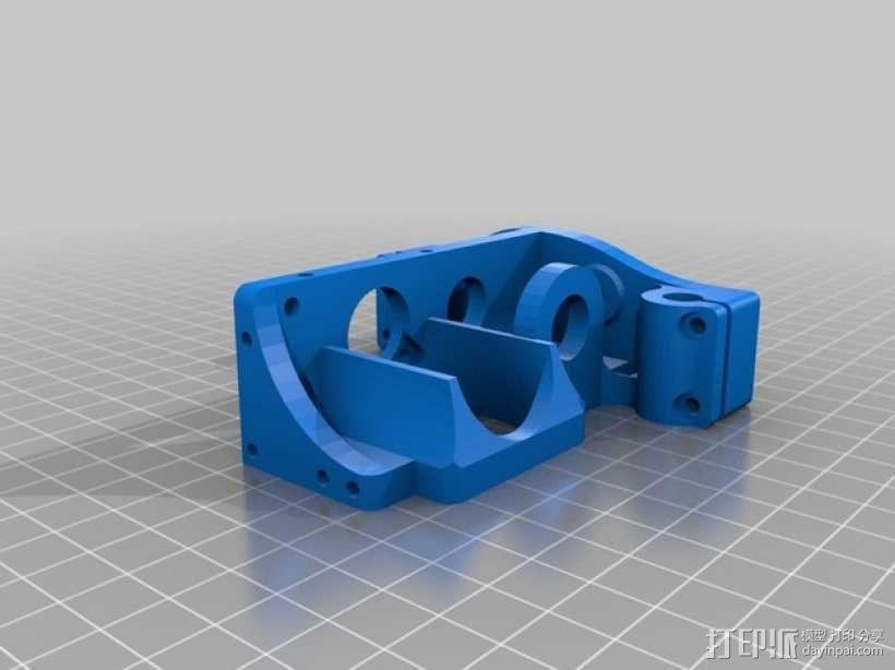 No Sag打印机 3D模型  图8