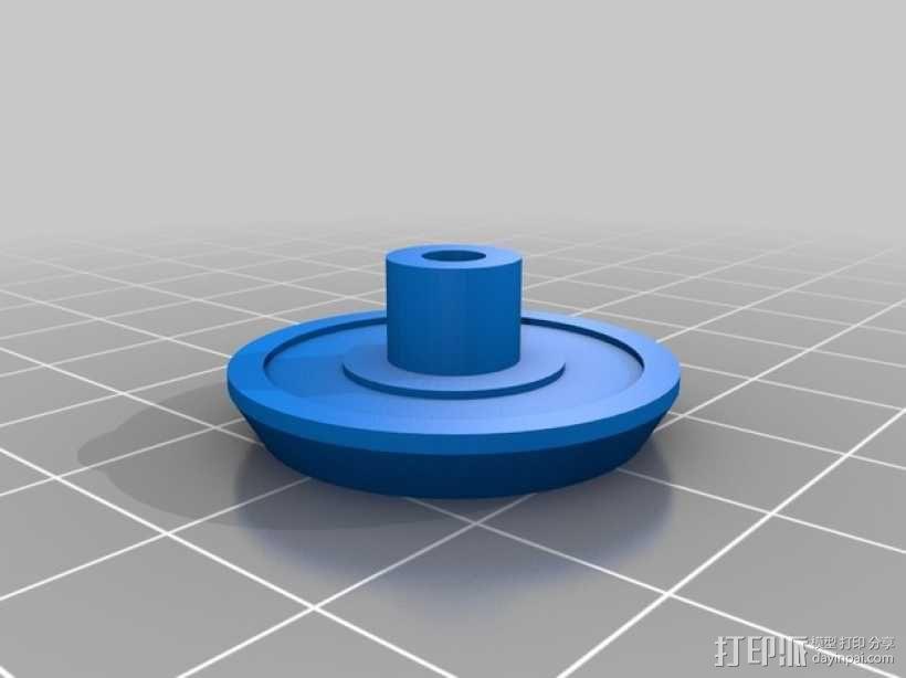 No Sag打印机 3D模型  图12
