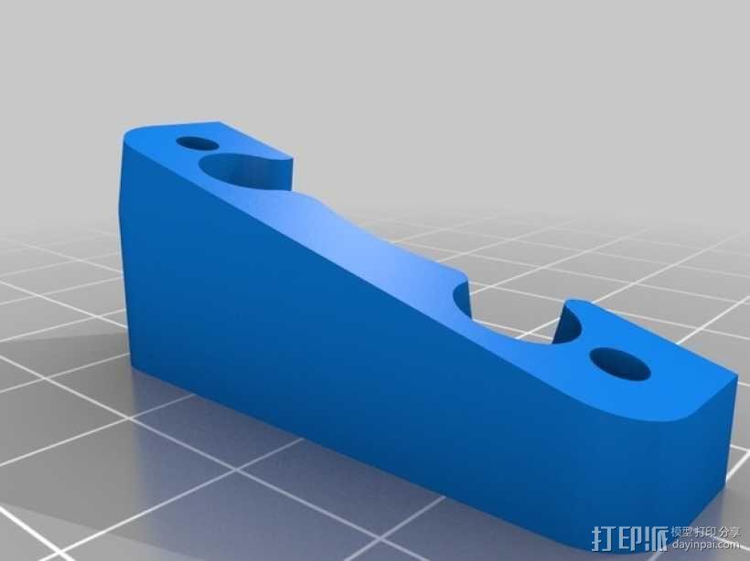 No Sag打印机 3D模型  图14