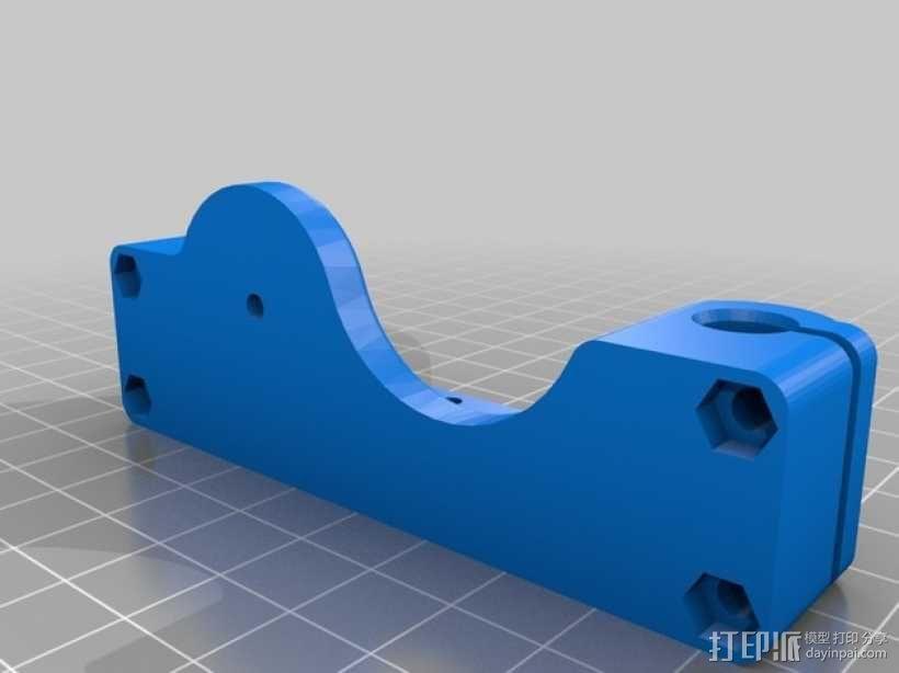No Sag打印机 3D模型  图17