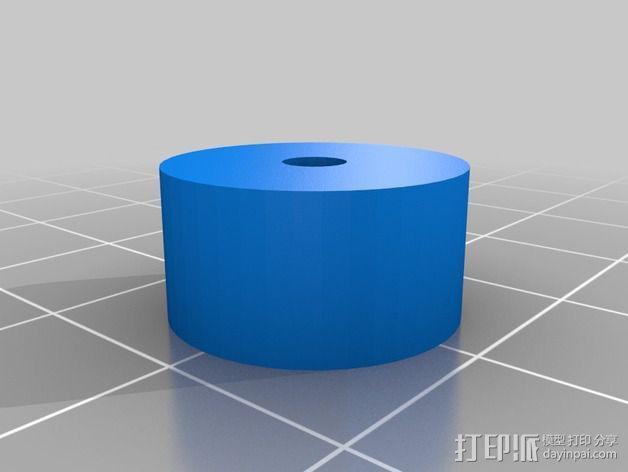 Prusa i3挤出机 3D模型  图5