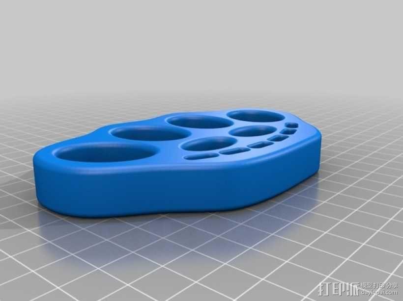 指节套环 3D模型  图9