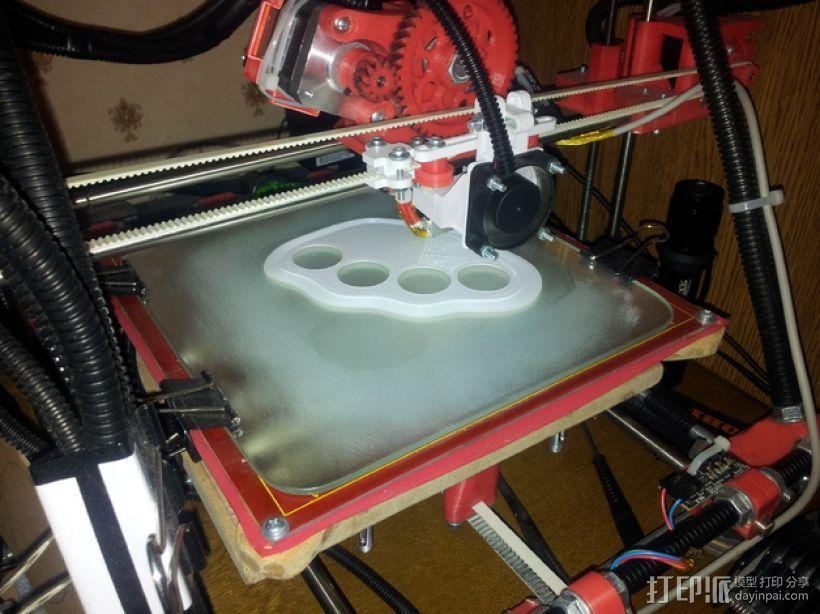指节套环 3D模型  图19