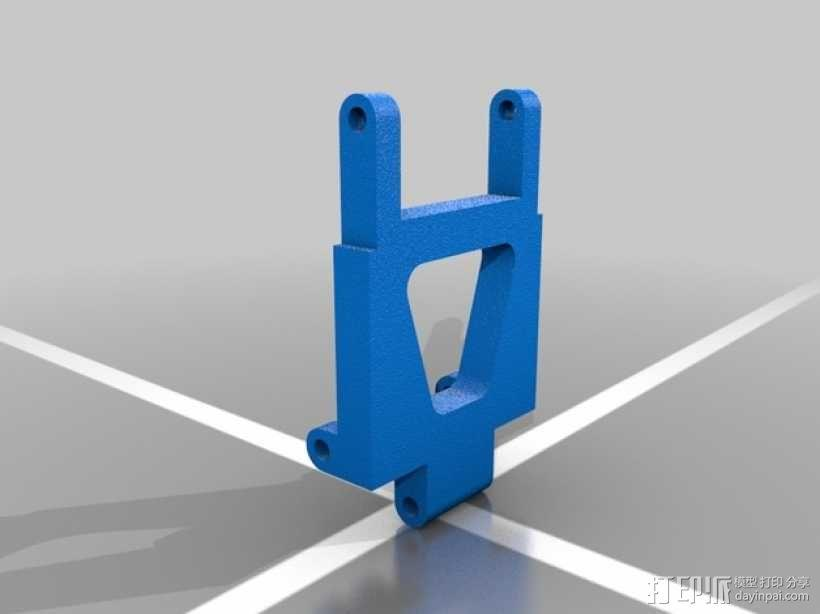 推土机 3D模型  图4