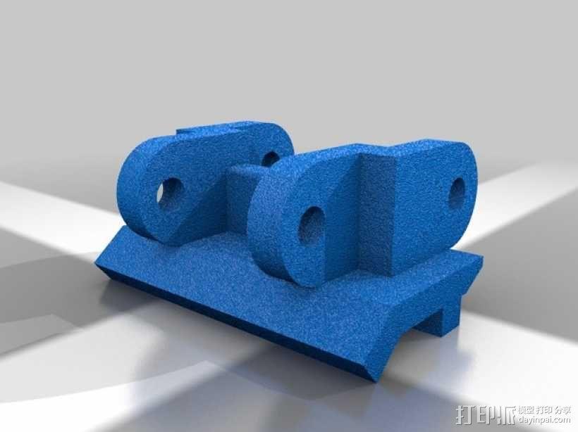 推土机 3D模型  图2