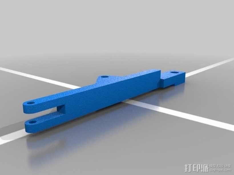 推土机 3D模型  图7