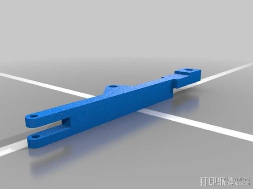 推土机 3D模型  图8