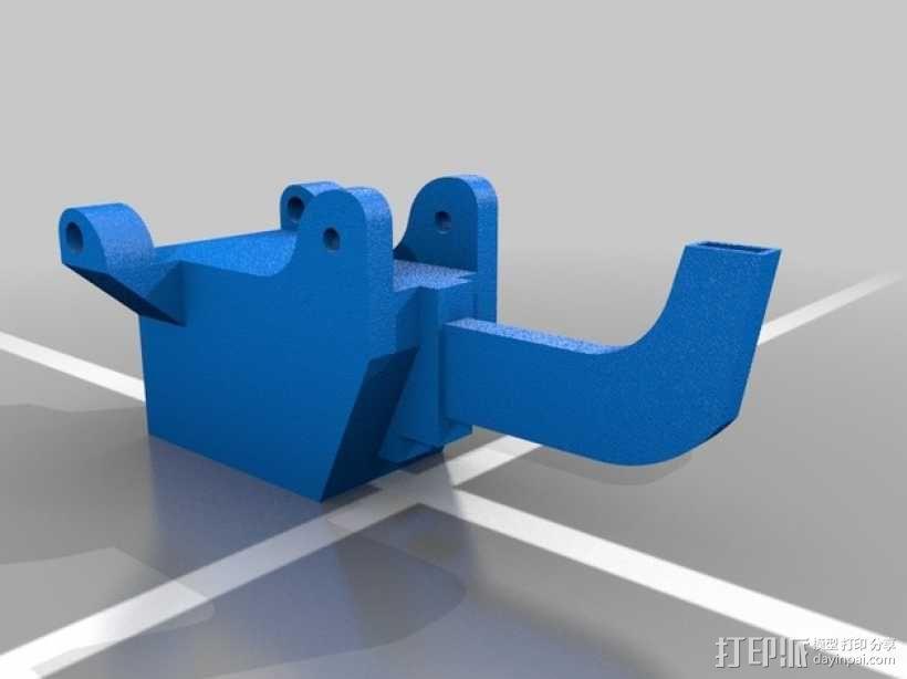 推土机 3D模型  图9