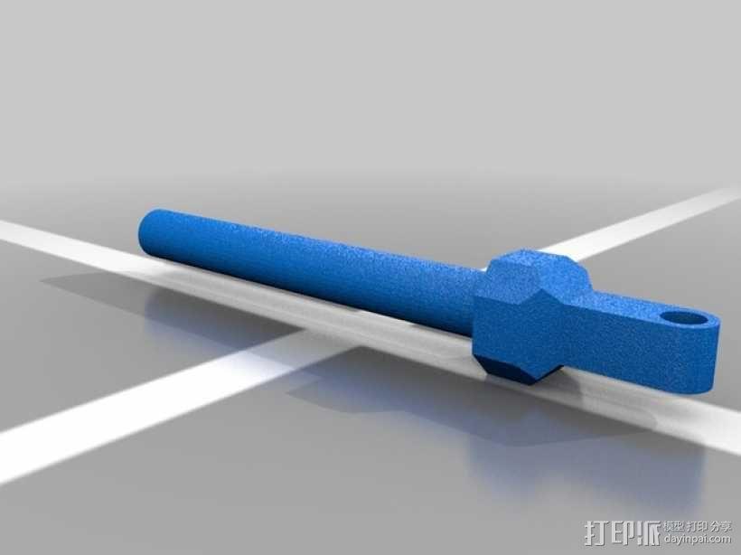 推土机 3D模型  图11