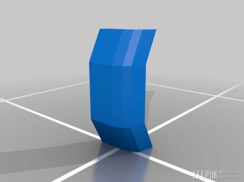 推土机 3D模型  图12